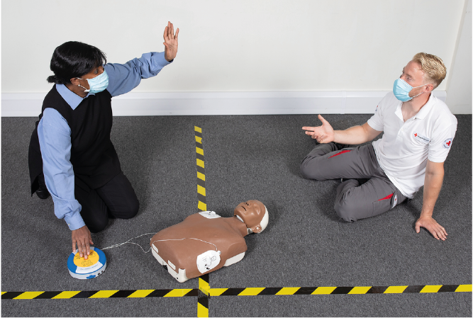 first aid training provider